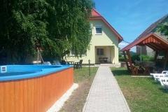 Zöld vendégház1